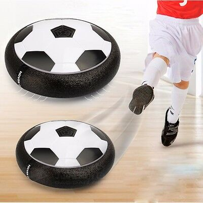 Indoor Outdoor Hover Toy Air Power Sport Toys Training Levitate Football Soccor