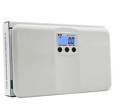 330lb/150kg Electronic Digital Personal Bathroom Body Weight Scale