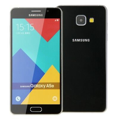 Samsung Galaxy A5 (2016) in black Phone DUMMY - Model Decor Requisite