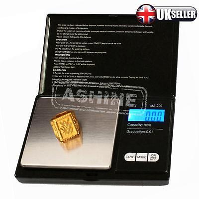 Electronic Pocket Mini Digital Jewelry Gold Weighing Scale 0.01g Weight 100 Gram