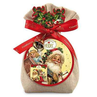 Heidel Xmas Friends Bag Chocolate Gift - 158g