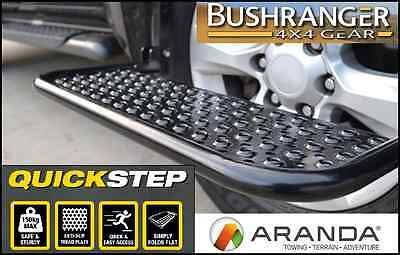 BUSHRANGER Universal Quick Step (Attaches to wheel for easy roof access)