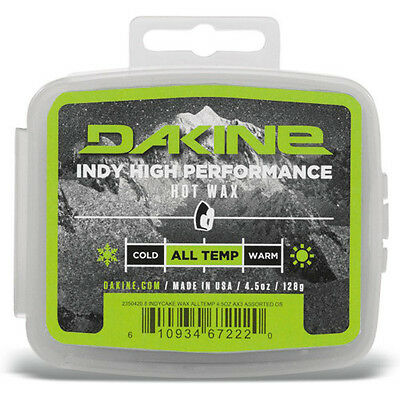 Dakine Indy Hot Wax All Temp Unisex Accessory Snowboard Tool - Assorted One Size