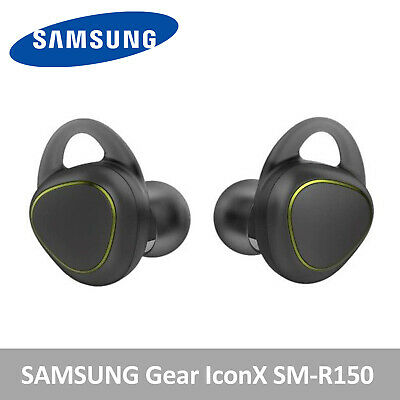 Samsung Gear IconX SM-R150 Fitness Tracker Earbuds Cord Free Bluetooth -3 colors