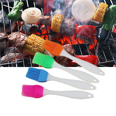 1Pcs Silicone Oil Cream BBQ Basting Brush for Baking Bakeware Bread Cooking