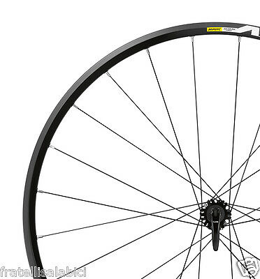 Couple Wheels / Wheels Mavic Strada Aksium Disc Center Lock 2016