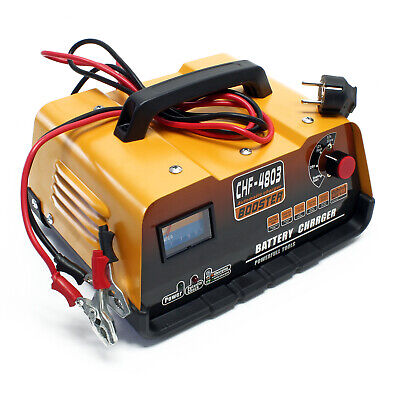 Vehicle battery charger 12V/24V Start up support Car Battery Charger