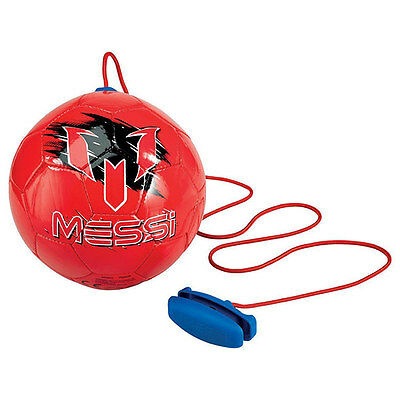 Lionel MESSI Training Ball Red Football Soccer