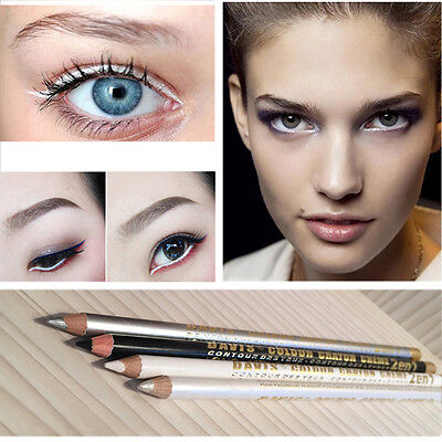 1Pc Briller Crayon Sourcils Stylo Eyeliner Yeux Waterproof Cosmétique Maquillage