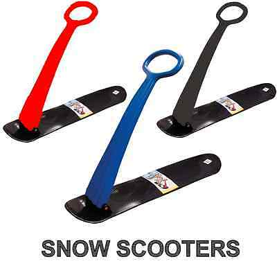 Kid's Snow Scooter Sled Folding Snowboard Board  Boy's Sledge BUY 1,2,3 Save £££