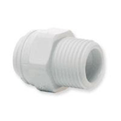 "1/4"" Water Filter Housing Connector 1/4"" Screw x Push fitting RO Reverse Osmosis"