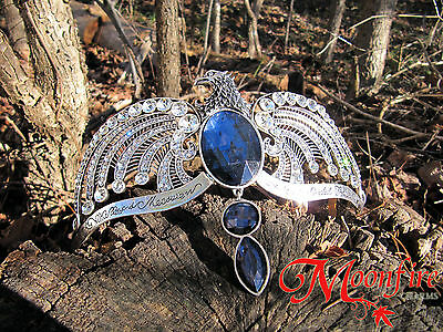 Harry Potter Ravenclaw's Diadem Tiara Crown Lost Diadem Cosplay Wearable Adult