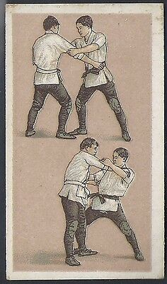 Wills Scissors-Jiu Jitsu-#13- Quality Card!!!