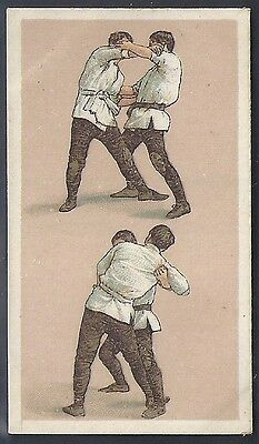Wills Scissors-Jiu Jitsu-#36- Quality Card!!!