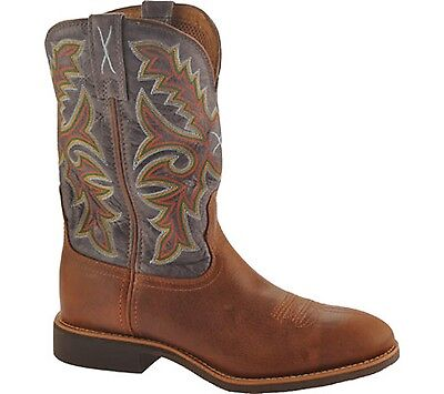 Twisted X Mens Top Hand Western Boots Cowboy Boots built for riders MTH0007