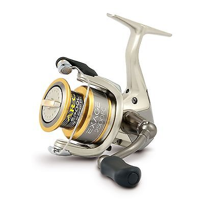 Shimano Exage FC - Stationär- Spinnrolle - Frontbremse - E-Spule