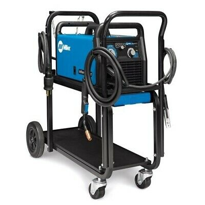 Millermatic 211 MIG Welder with Advanced Auto-Set & Cart - 951603