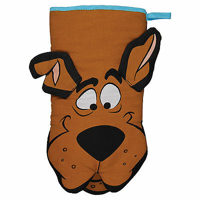 SCOOBY DOO Oven Glove Kitchen Mitt bbq classic kids tv hanna barbera