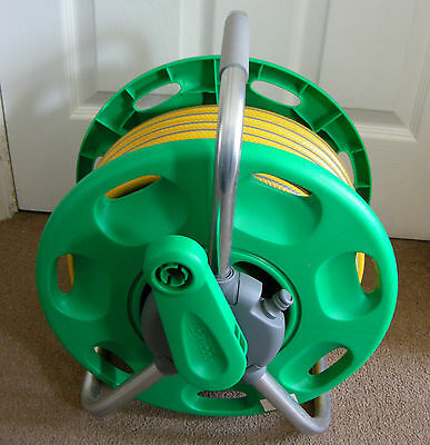 Hozelock Reel 25M Hose Garden Watering Equipment