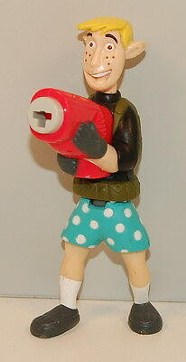 """2003 Ron Stoppable 4.25"""" McDonalds #5 Disney Action Figure Toy Kim Possible"""