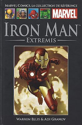 MARVEL COMICS LA COLLECTION DE REFERENCE 40 Iron Man - Extremis