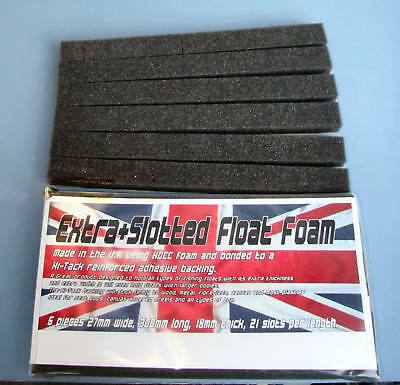 Extra+Slotted Float/Tackle Box Foam