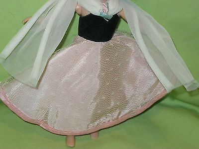 "VINTAGE Wards 1962 American Character 8"" BETSY MCCALL Doll #8205 PROM TIME Dress"