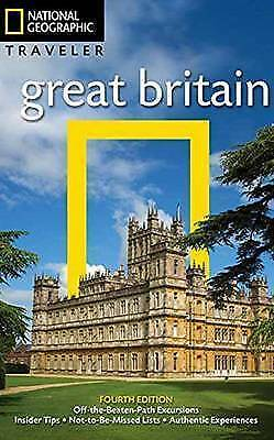 National Geographic Traveler: Great Britain by Christopher Somerville (Paperback