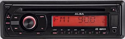 Alba NEW Car Stereo with CD Player - Aux in Ipod / MP3 RRP 39.99