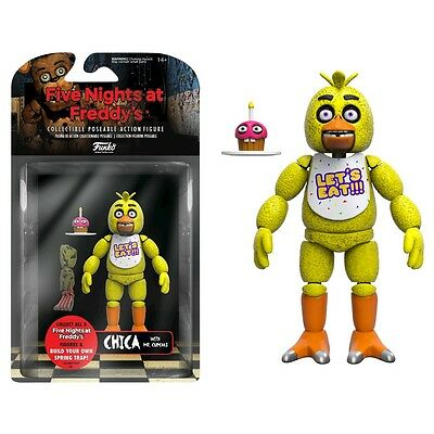 5 Nights at Freddy's Action Figure - Chica - Brand New