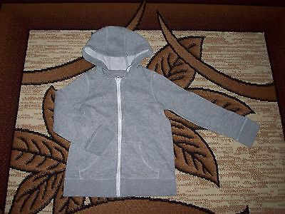 Girls Hooded Jacket Age 6-7 Years. Height 116-122 cm.