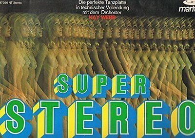 Kay Webb (Orch.) Super-Stereo [LP]