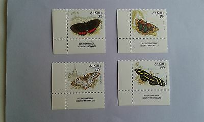 St. Kitts stamps 1990