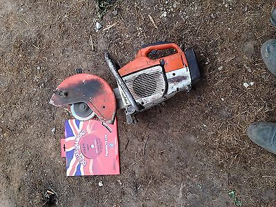 Stihl Saw Ts400 Sthil Disc Cutter