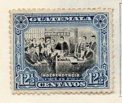 Guatemala 1907 Early Issue Fine Mint Hinged 12.5c. 108037