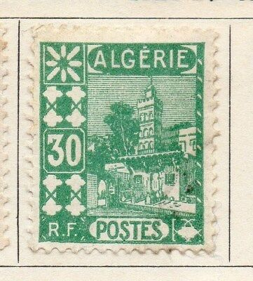 Algeria 1926-27 Early Issue Fine Used 30c. 106881