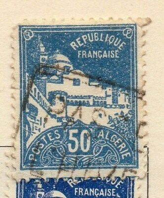 Algeria 1926-27 Early Issue Fine Used 50c. 106884