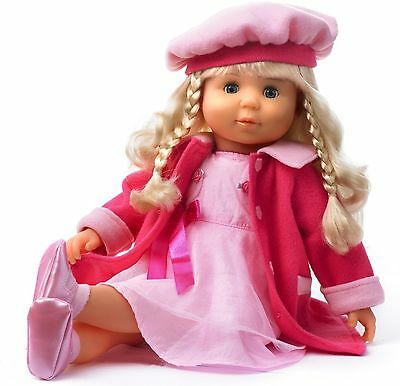 Bayer Charlene Interactive English Talking Doll with 100 Singing/phrases /  Gift