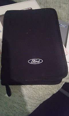FORD FOCUS MK1 Owners Manual Handbook & Service Book with Wallet Pack