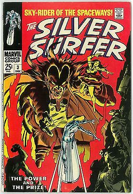 Silver Surfer #3 FN 1st Appearance of Mephisto