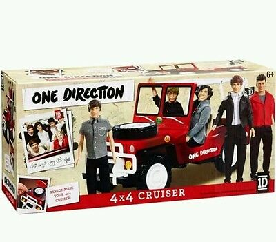 One Direction 4x4 Cruiser Jeep Car Toy Collectable Official 1D Merchandise NEW