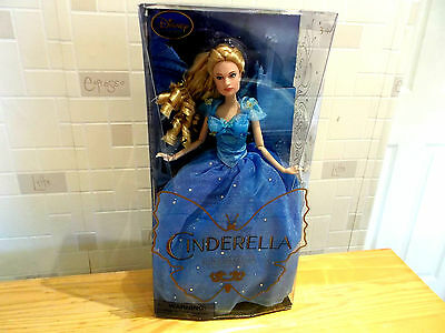 Cinderella Film Collection Doll Disney Store - 2015 BNIB -Sold out-