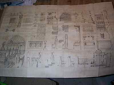 St Stephen's Church Lynn MA Architectural Plans by Messrs Ware & Van Brunt 1881