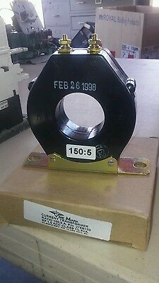 Time Mark Current Transformer 276B 150:5 A New In Box +