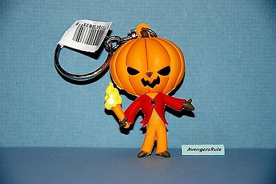 Nightmare Before Christmas Figural Keyring Series 2 3 Inch The Pumpkin King