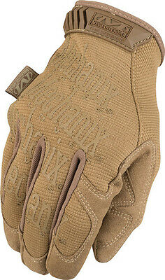 Mechanix Wear ORIGINAL Gloves COYOTE BROWN SMALL (8)