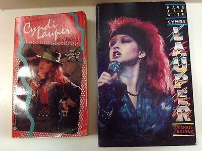 Have Fun With Cyndi Lauper Paperback Books Chris Crocker K. K. Willis