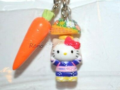Hello Kitty Phone Strap Charm Kyoto NEW FREE SHIP Cute