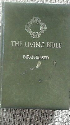 The Living Bible Paraphrased, August 1973