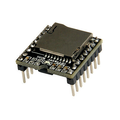 TF Card U Disk Mini MP3 Player Audio Voice Module Board For Arduino DFPlayer